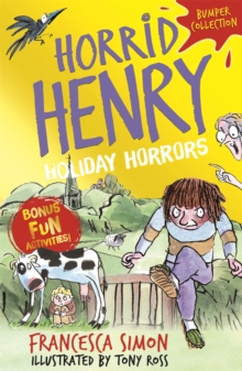 Horrid Henry: Holiday Horrors, Paperback / softback Book