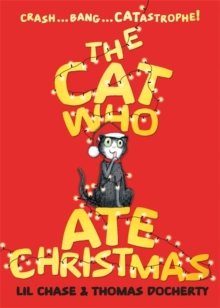 The Cat Who Ate Christmas, Paperback Book