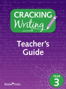 Cracking Writing Year 3, Paperback Book