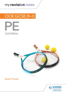 My Revision Notes : OCR GCSE (9-1) PE 2nd Edition, PDF eBook