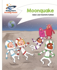 Reading Planet - Moon Madness - White: Comet Street Kids ePub, EPUB eBook