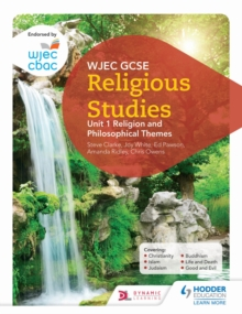 WJEC GCSE Religious Studies : Unit 1 Religion and Philosophical Themes, PDF eBook