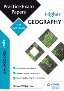 Higher Geography: Practice Papers for SQA Exams, EPUB eBook