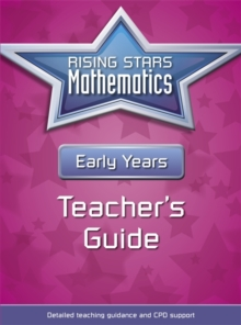 Rising Stars Mathematics Early Years Teacher's Guide, Spiral bound Book