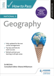 How to Pass National 5 Geography: Second Edition, Paperback / softback Book