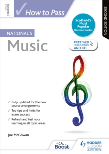 How to Pass National 5 Music: Second Edition, Paperback Book