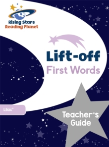 Reading Planet Lift-off First Words: Teacher's Guide (Lilac Plus), Paperback / softback Book