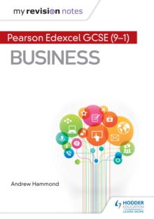 My Revision Notes : Pearson Edexcel GCSE (9-1) Business, PDF eBook
