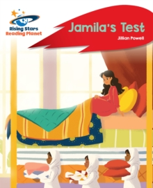 Reading Planet - Jamila's Test - Red A : Rocket Phonics, PDF eBook