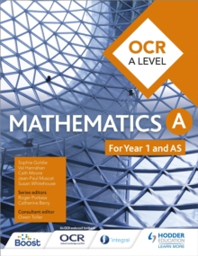 OCR A Level Mathematics Year 1 (AS), EPUB eBook