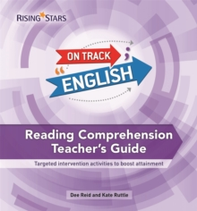 On-Track English: Reading Comprehension, Hardback Book