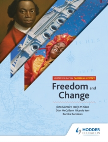 Hodder Education Caribbean History: Freedom and Change, EPUB eBook