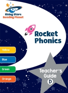 Reading Planet - Rocket Phonics: Teacher's Guide D, Paperback / softback Book