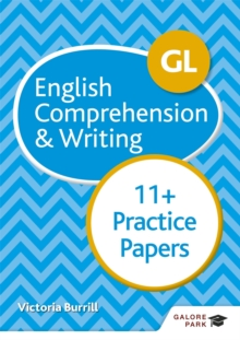 GL 11+ English Comprehension & Writing Practice Papers, Paperback / softback Book