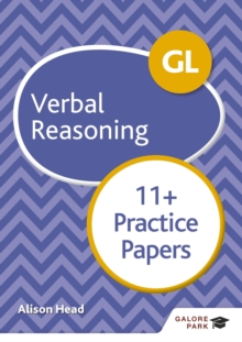 GL 11+ Verbal Reasoning Practice Papers, EPUB eBook