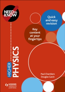 Need to Know: Higher Physics, EPUB eBook