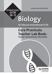 Edexcel International GCSE Biology Lab Teacher Book, PDF eBook