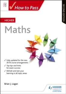 How to Pass Higher Maths: Second Edition, EPUB eBook