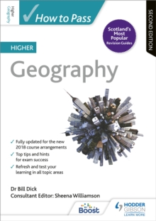 How to Pass Higher Geography: Second Edition, Paperback / softback Book