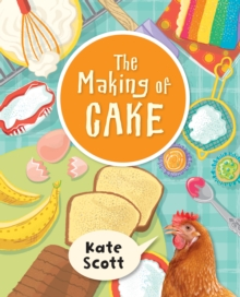 Reading Planet KS2 - The Making of Cake - Level 2 : Mercury/Brown, PDF eBook