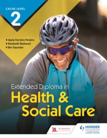 CACHE Level 2 Extended Diploma in Health & Social Care, EPUB eBook