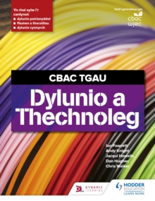 CBAC TGAU Dylunio a Thecnoleg (WJEC GCSE Design and Technology Welsh Language Edition), EPUB eBook