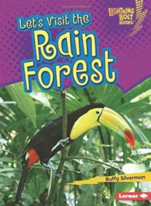 Lets Visit the Rain Forest, Paperback / softback Book