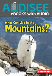 What Can Live in the Mountains?, EPUB eBook