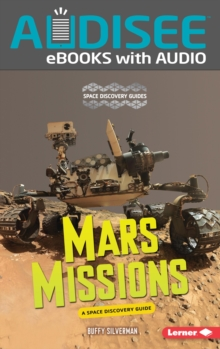 Mars Missions : A Space Discovery Guide, EPUB eBook