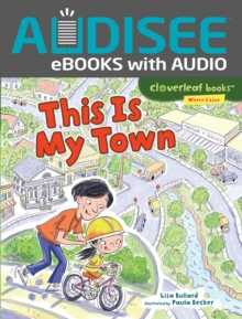 This Is My Town, EPUB eBook