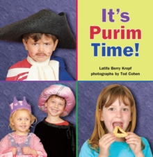It's Purim Time!, EPUB eBook