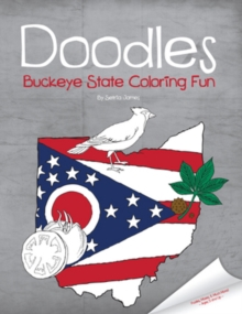 Doodles Buckeye State Coloring Fun, Paperback Book