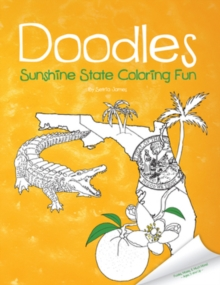 Doodles Sunshine State Coloring Fun, Paperback Book