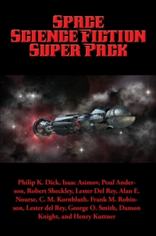 Space Science Fiction Super Pack : With linked Table of Contents, EPUB eBook