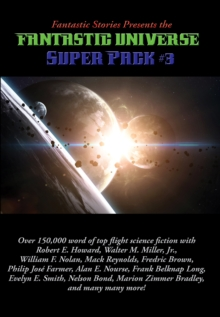 Fantastic Stories Presents the Fantastic Universe Super Pack #3, EPUB eBook