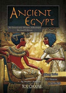 Ancient Egypt : An Interactive History Adventure, Paperback Book