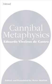 Cannibal Metaphysics, Paperback / softback Book