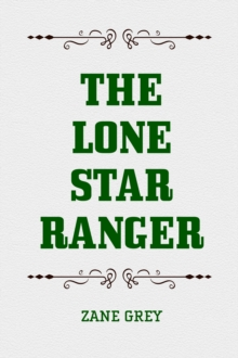 The Lone Star Ranger, EPUB eBook