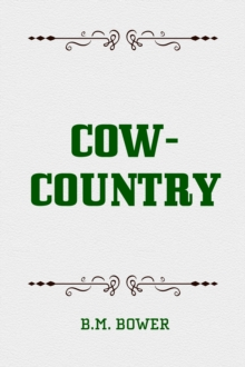 Cow-Country, EPUB eBook