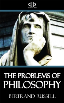 The Problems of Philosophy, EPUB eBook