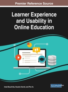 Learner Experience and Usability in Online Education, Hardback Book