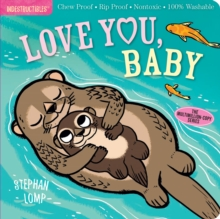 Indestructibles: Love You, Baby, Paperback Book