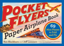 Pocket Flyers Paper Airplane Book, Paperback Book