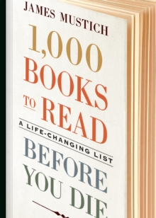 1,000 Books to Read Before You Die, Hardback Book