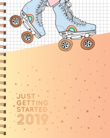 2019 Pipsticks Just Getting Started Planner, Calendar Book