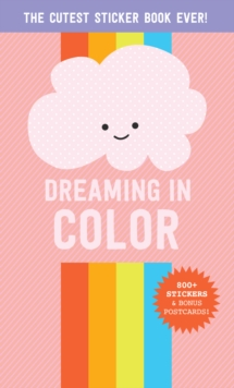 Pipsticks Dreaming in Color Sticker Book, Paperback / softback Book