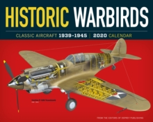 2020 Historic Warbirds Wall Calendar, Calendar Book