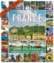 2020 365 Days in France Picture-A-Day Calendar, Calendar Book