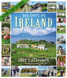 2020 365 Days in Ireland Picture-A-Day Calendar, Calendar Book