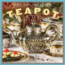 2020 the Collectible Teapot & Tea Wall Calendar, Calendar Book